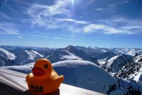 Entlein meets Top of Tyrol in Stubai